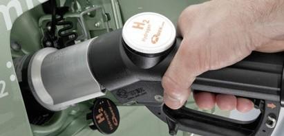 Wodór i silnik elektryczny