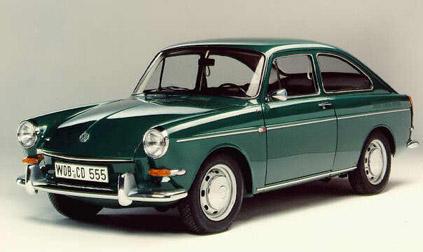 Volkswagen 1600 LE